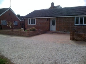 Completed Bungalow