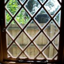 Replacement bespoke solid oak windows